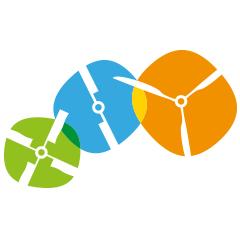 Windpark De Noord logo