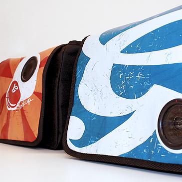 Grolsch Music Bag