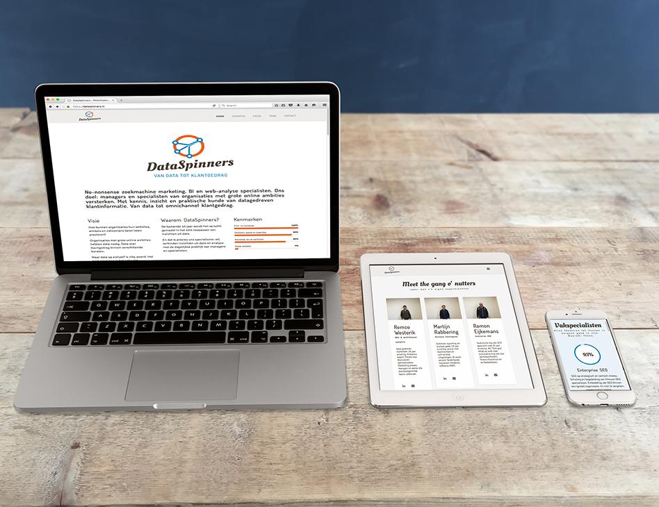Website DataSpinners