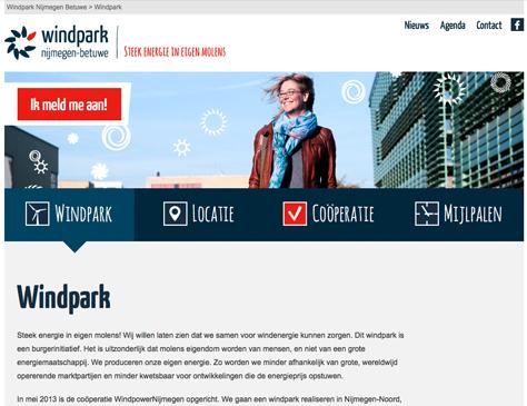 Windpark Nijmegen-Betuwe - info