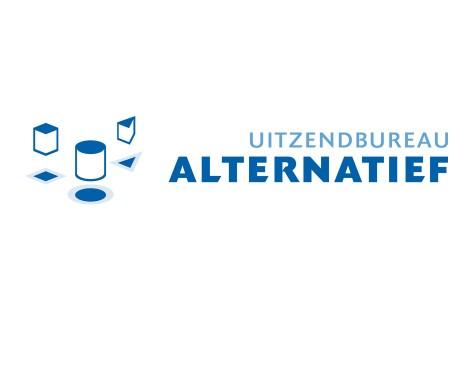 Uitzendbureau Alternatief // logo