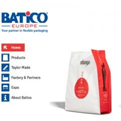 Batico Europe website
