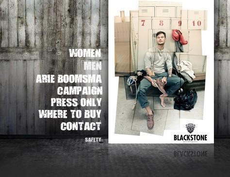 Blackstone Fashion // website home