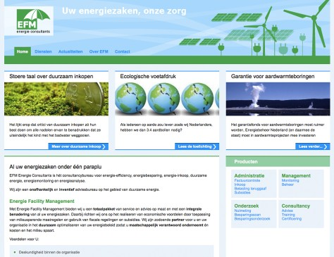EFM-EC // website home