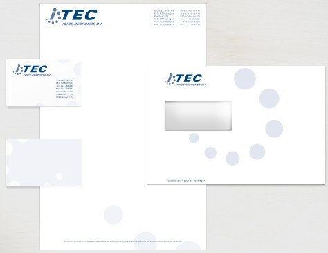 ITEC // huisstijl