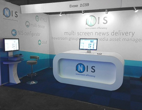 NIS stand