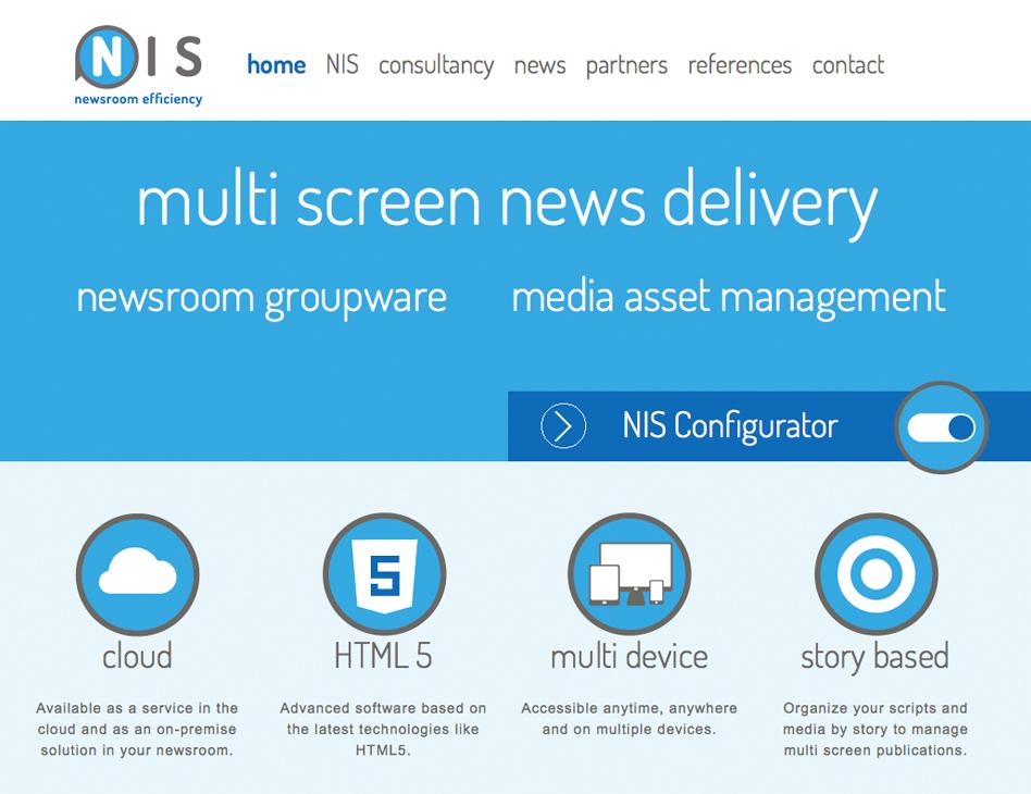 NIS website